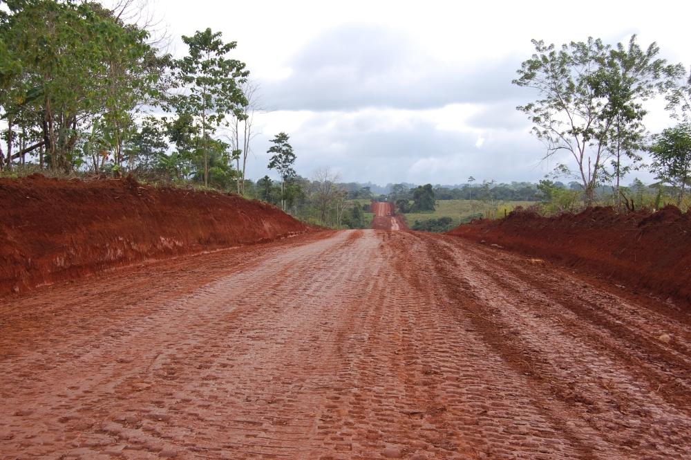 El Corredor Biológico que se transforma en un corredor de transporte de mercancías… (4/5)