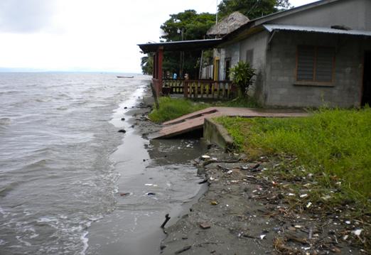 Aumento y variabilidad en el nivel del mar: Comunidades del Caribe no les quedo otra que  empezar la lucha contra el mar (1/6)