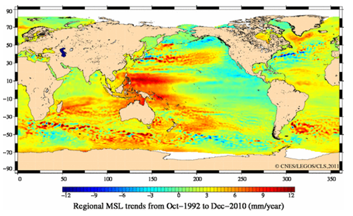 Aumento y variabilidad en el nivel del mar: Comunidades del Caribe no les quedo otra que  empezar la lucha contra el mar (3/6)