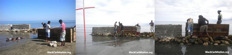 Aumento y variabilidad en el nivel del mar: Comunidades del Caribe no les quedo otra que  empezar la lucha contra el mar (5/6)